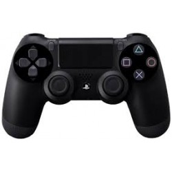 Playstation 4 Black Silent...