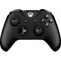 Xbox One Black Silent Modz...