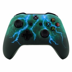Xbox One Green Storm Silent...