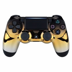 Playstation 4  Chrome Gold...